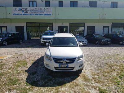 brugt VW Tiguan 2.0 diesel 4motion dsg garanzia 12 mesi