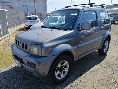 usata Suzuki Jimny 1.3 4WD 85cv - PER COMMERCIANTI