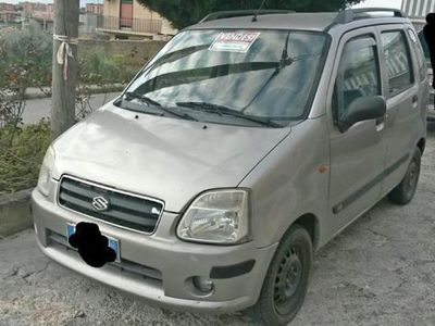 used Suzuki Wagon R+