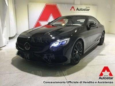 usata Mercedes 500 Classe S S SECCoupé 4Matic Maximum