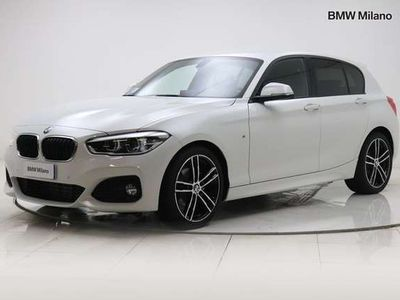 usata BMW 118 Serie 1 (F20) i 5p. Msport