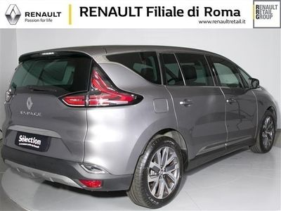 usata Renault Espace 16 dci Intens 160cv edc 2015