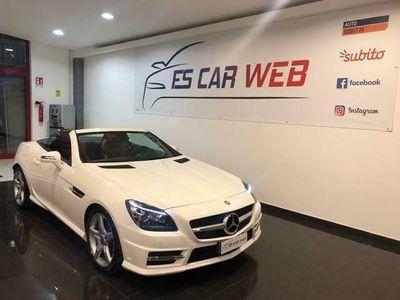 used Mercedes SLK250 CDI BlueEFFICIENCY Premium 204 cv
