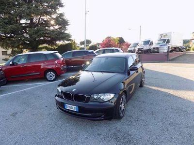 usata BMW 118 118 d cat 5 porte Attiva DPF