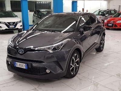 używany Toyota C-HR 1.8 Hybrid E-CVT Style