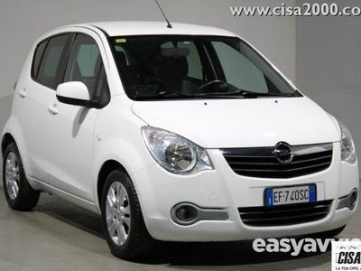 used Opel Agila 1.2 16v 94cv enjoy benzina