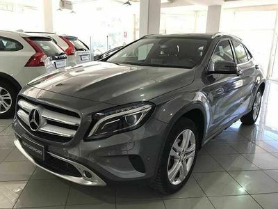 used Mercedes GLA200 200 d Automatic Enduro Activity