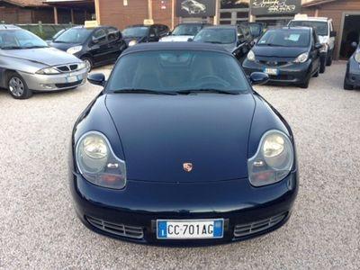 usado Porsche Boxster 2.7i 24V cat IMPECCABILE TAGLIANDI