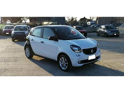 brugt Smart ForFour 1.0 52Kw Youngster OK NEOP ..