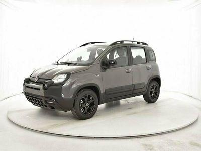 usata Fiat Panda Cross 1.0 70CV Hybrid City Trussardi KM0