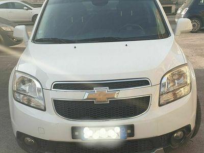 usata Chevrolet Orlando 2.0 D 130 cv - 2011