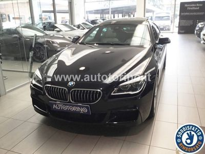 used BMW 640 SERIE 6 GRAN COUPE d g.coupe xdrive Msport edition auto