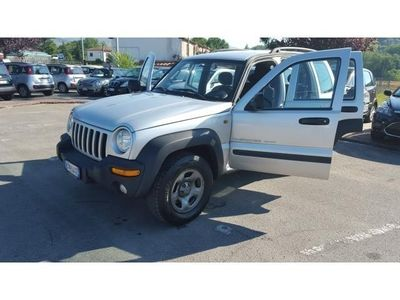 usata Jeep Cherokee 2.5 Crd Sport Usato