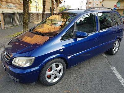 usata Opel Zafira SPORT EDITION 7p