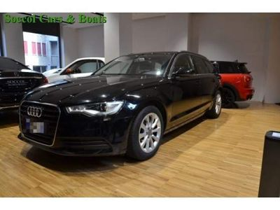 gebraucht Audi A6 Avant 2.0 TDI 177 CV multitronic*Fari XENO*AUTOMAT