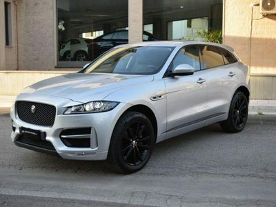 usata Jaguar F-Pace 3.0 D V6 300 CV AWD aut. R-Sport NAVI CERCHI 20''