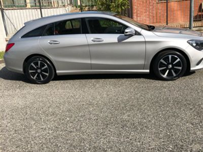 usata Mercedes CLA180 Shooting Brake CLA 180 d S.W. Automatic Business