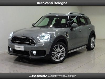używany Mini Cooper S Countryman 1.5 E Hype ALL4 Automatica