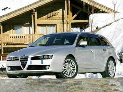 usata Alfa Romeo 159 1.9 JTDm 16V Sportwagon Distinctive Navi