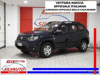 usata Dacia Duster Essential 1.6 115CV S&S 4x2 GPL my'
