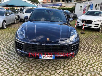 brugt Porsche Macan 3.0 S Diesel ITALIANA TETTO,SOSP. CERCHI 21 KMCERT