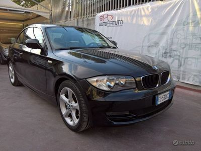 usata BMW 118 Coupé 118d 2.0 143CV Coupé Futura d 2.0 143CV Futura
