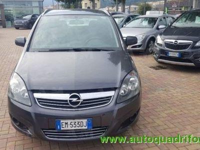 usata Opel Zafira 1.6 16V ecoM 150CV Turbo One del 2012 usata a Savona