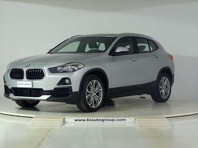 used BMW X2 (F39) sDrive18d Advantage