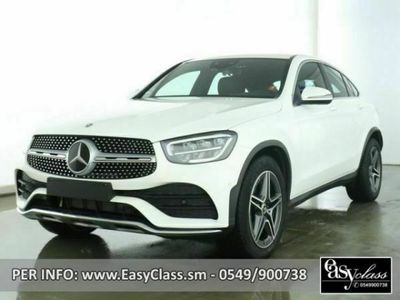 usata Mercedes 200 GLC4Matic EQ-Boost Coupé Business