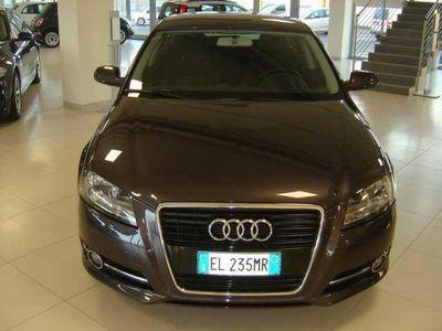 gebraucht Audi A3 3ª serie SPB 2.0 TDI S tronic Ambition