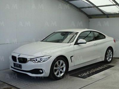 brugt BMW 420 d Coupé Modern
