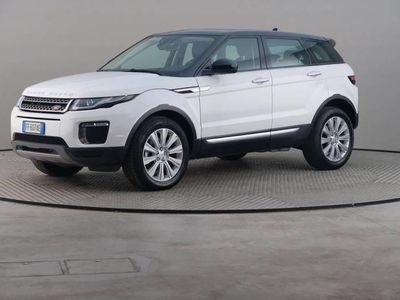 usata Land Rover Range Rover evoque 2.0 Td4 150cv Hse