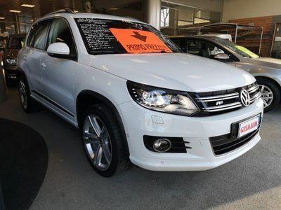 brugt VW Tiguan 2.0 TDI 177 CV 4MOTION DSG R-Line BlueMotion Tech.