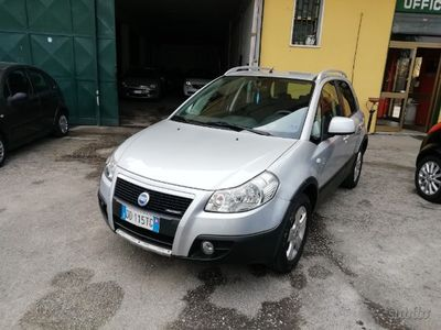 usata Fiat Sedici 1.9 diesel Emotion 4x4 2006