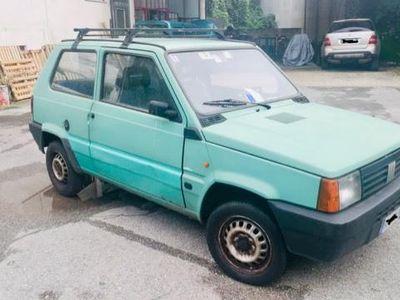 usata Fiat Panda 900 i.e. cat Young Tagliandata regolarmente
