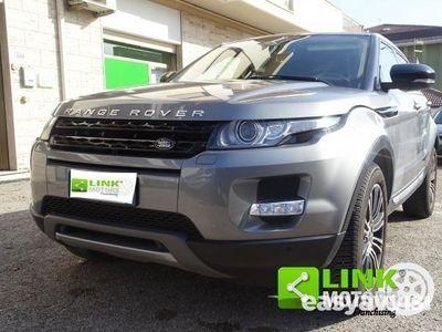 käytetty Land Rover Range Rover evoque 2.2 prestige 4wd