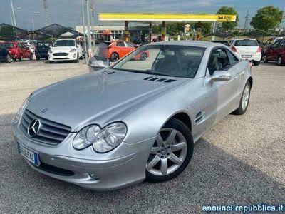 usata Mercedes SL500 cat vende privato
