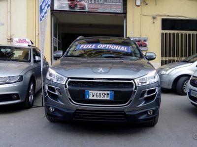 usata Peugeot 4008 1.8 hdi 150cv km 100.000 2/4WD