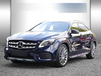 usata Mercedes GLA250 4m Amg Line Navi Pano Led Kamera Totw.