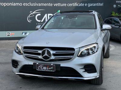 usata Mercedes GLC250 d 4Matic Premium AMG 204CV TETTO NAVI CAM LED