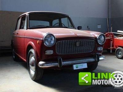 gebraucht Fiat 1100D 1964 - documenti e targhe originali