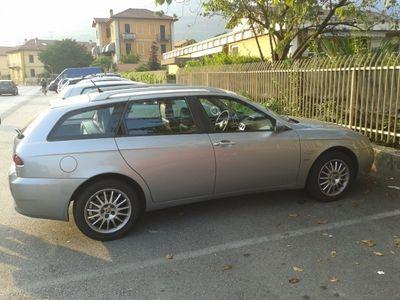 usata Alfa Romeo Crosswagon 156 1.9 JTD 16VQ4 Distinctive