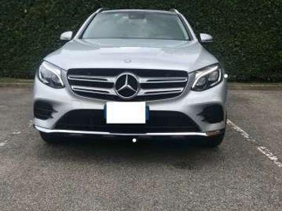 usata Mercedes GLC250