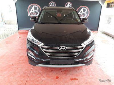 używany Hyundai Tucson Tucson1.7 CRDi Sound Edition