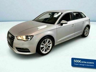 usata Audi A3 Sportback 2.0 tdi Attraction