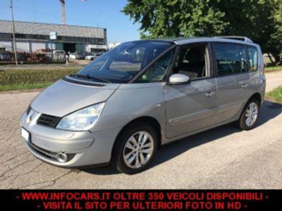 usata Renault Espace 2.0 dci 150cv - 7 posti diesel