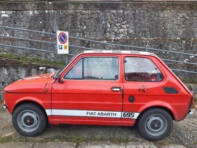usata Fiat 126 - 1980 allestimento abarth