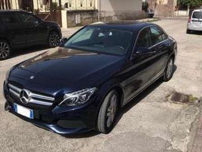 usata Mercedes C220 d Auto Premium