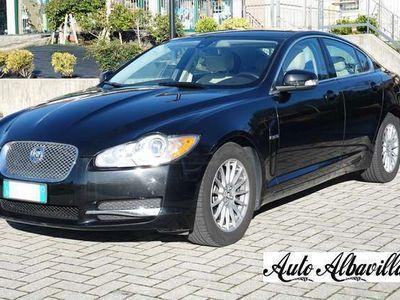 usata Jaguar XF 2.7D V6 Luxury UNICO PROPRIETARIO