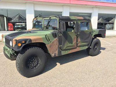 usata Hummer H1 HUMVEE 6.5 D V8